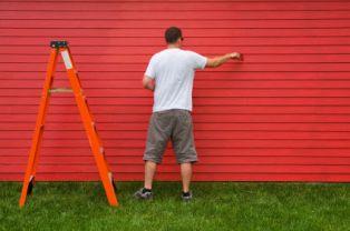 Pitturare pareti esterne