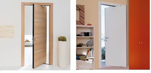 Porte interne ergon la porta rototraslante - Porta a spinta ...