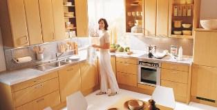 cucina facile da pulire : Pulizia cucina: acquistare una cucina comoda da pulire