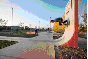 costruire rampa skate
